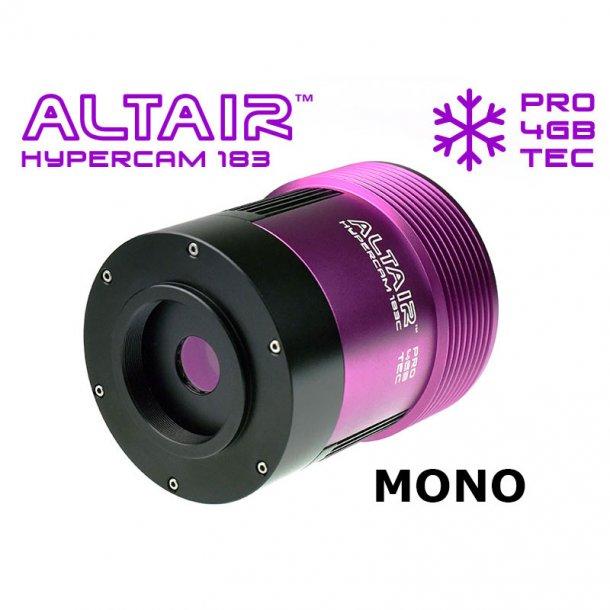 Altair Hypercam 183M Pro BSI monokamera m/TEC køling (20MP)