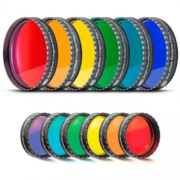 Baader Premium farvefiltersæt