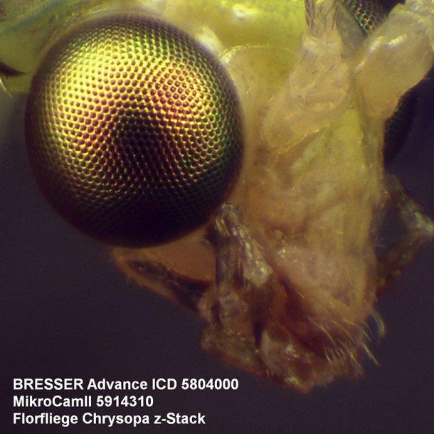 Bresser Advanced ICD 10x-160x mikroskop