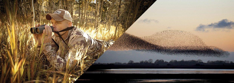 Håndkikkerter til den aktive jæger eller ornitolog...