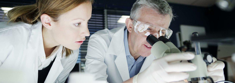 Mikroskoper til hobby ogprofessionelt brug.