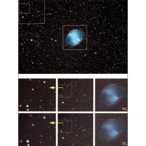 Meade 10'' LX90ACF GoTo teleskop m/Audiostar
