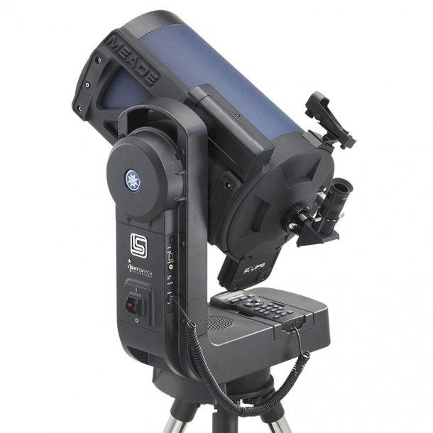 Meade 8'' ACF Lightswitch GoTo teleskop m/Autostar III