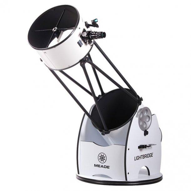 Meade 16'' LightBridge Truss-Tube Dobsonian teleskop