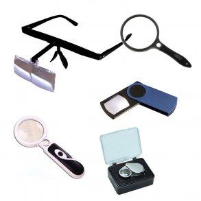 Lupper & læseglas
