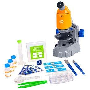Mikroskoper til børn og unge