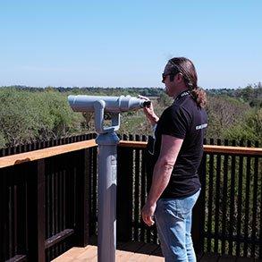 Panorama udsigtskikkerter