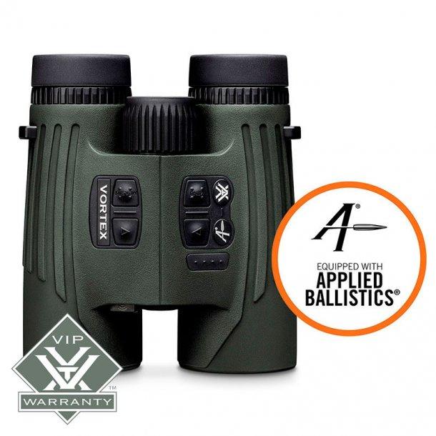Vortex Fury HD 5000 AB 10x42 LRF med afstandsmåler