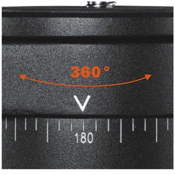 Vanguard GH-100 stativhoved (6 kilo)