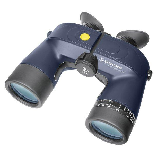 Bresser Binocom 7x50 DCS marine kikkert m/digital kompas
