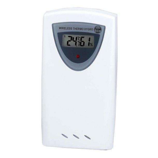 Bresser 433MHz temperatursensor
