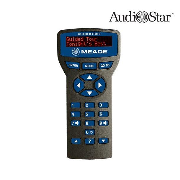 Meade AudioStar håndkontrol
