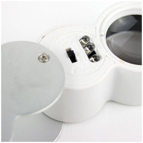 Astro Ø25mm botaniklup 40x m/LED (Aplanar)