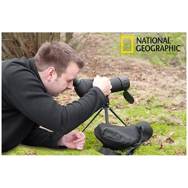 National Geographic 20-60x60 udsigtskikkert m/bordstativ