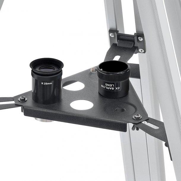 Bresser AR-102/600mm teleskop m/Smartphone adapter (EQ3)
