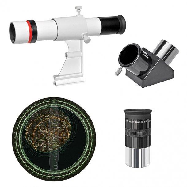 Bresser Messier AR-90L EXOS2 teleskop med GoTo