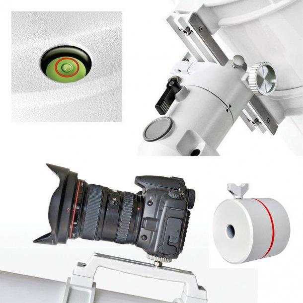 Bresser Messier AR-102L Hexafoc EXOS1 teleskop