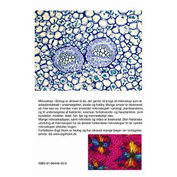 Mikroskopi i biologi af Eigil Holm