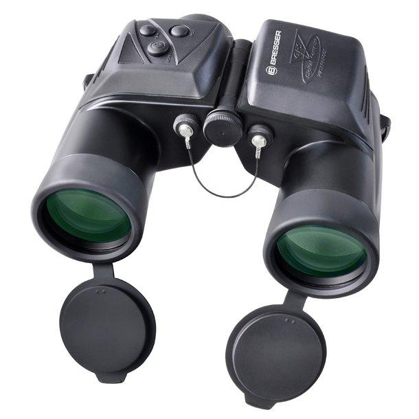 Bresser GPS 7x50 marinekikkert m/digitalt kompas