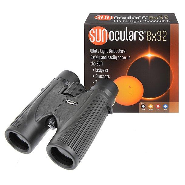 Lunt 8x32 White-Light SUNoculars