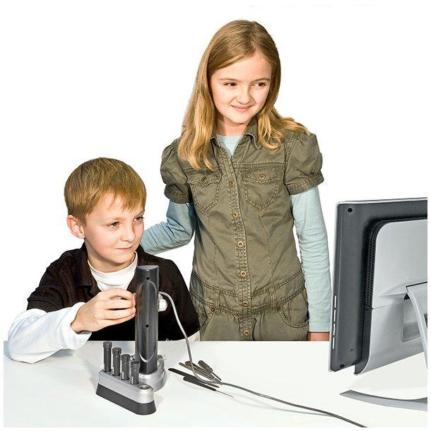 Bresser Junior Mag 5 digital mikroskop