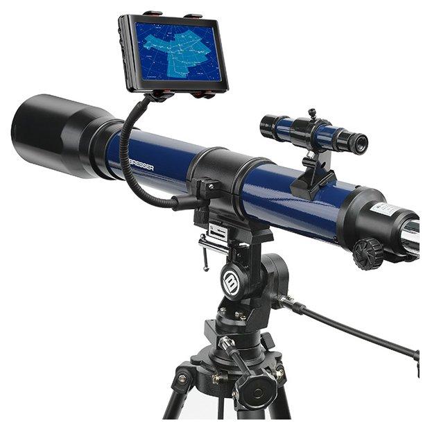 Bresser SmartPhone adapter til teleskop eller håndkikkert