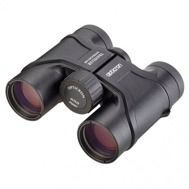 Opticron Traveller BGA Mg Black 32mm håndkikkerter