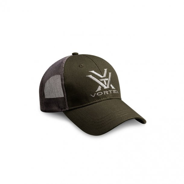 Vortex Optics Green & Grey Cap
