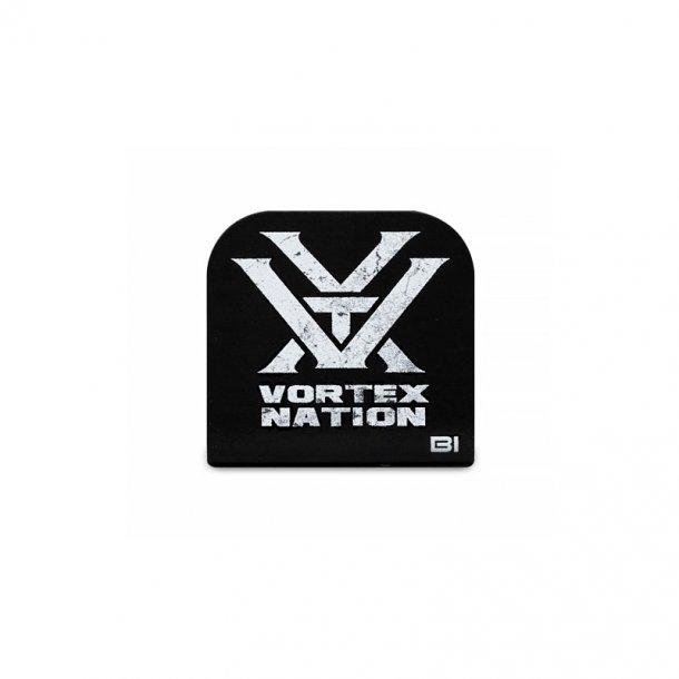Vortex Optics Nation Black Hat Clip