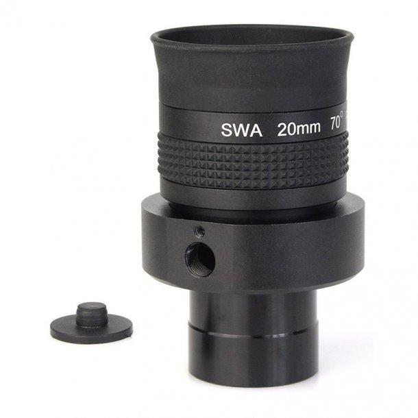 Astro SWA okular m/belyst trådkors (2