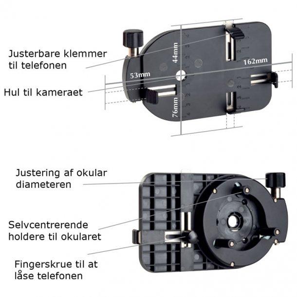 Opticron USM-2 Universal SmartPhone adapter