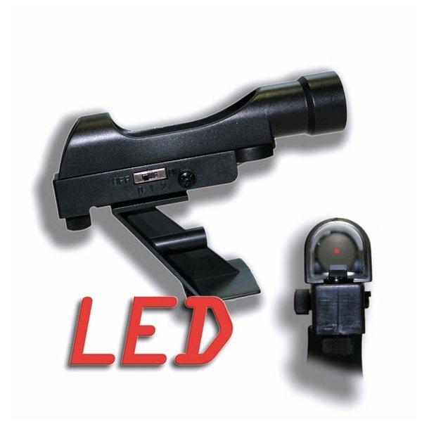 Bresser Lyra III 70/900mm Carbon teleskop m/SmartPhone adapter (EQ)