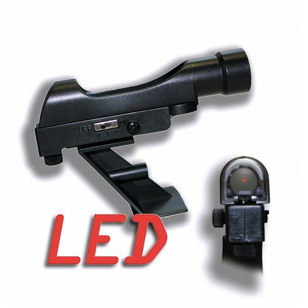 Bresser Sirius 70/900mm Carbon teleskop m/Smartphone adapter (AZ)