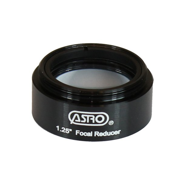 Astro 0.5x focal reducer (1.25