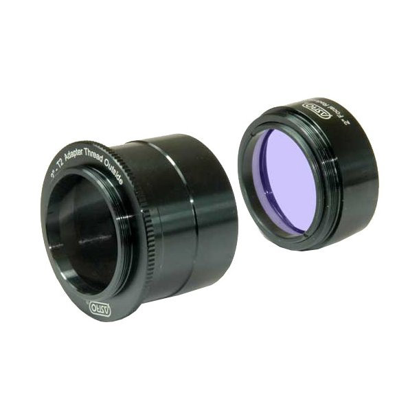 Astro 0.63x focal reducer (2'')