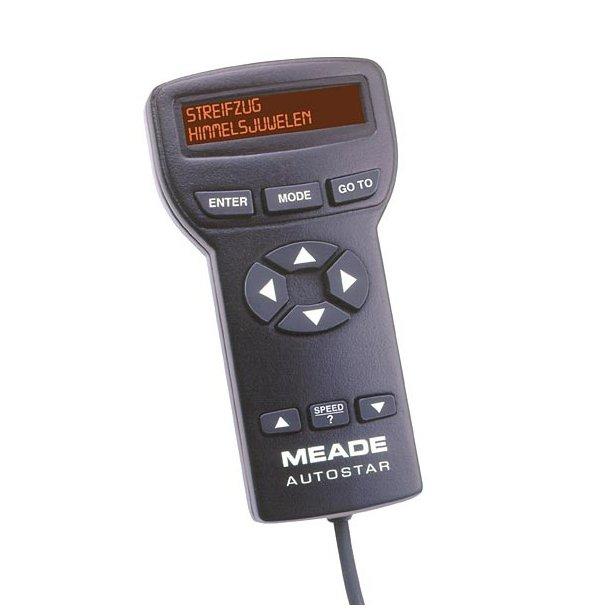 Meade Autostar #494/495 håndkontrol