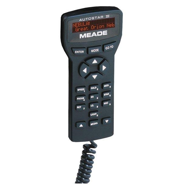 Meade Autostar III håndkontrol