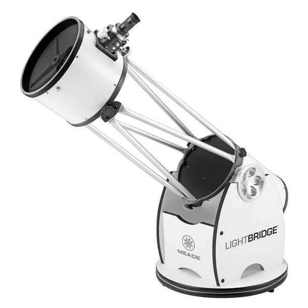Meade 10'' LightBridge Dobsonian teleskop