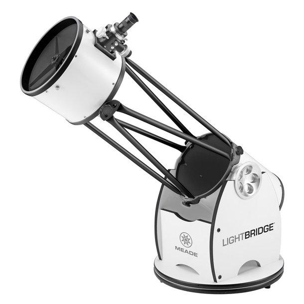 Meade 12'' LightBridge Dobsonian teleskop