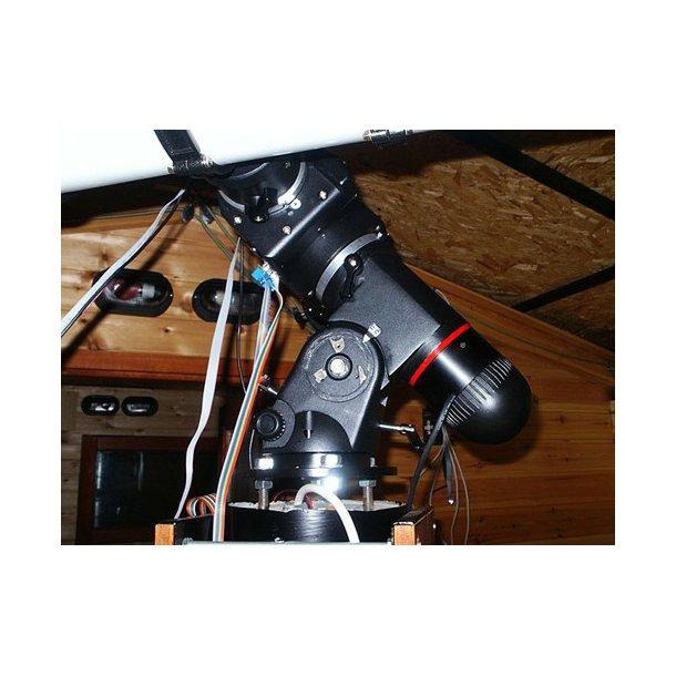 Explore Scientific TDM adapter EQ6 (gammel version)