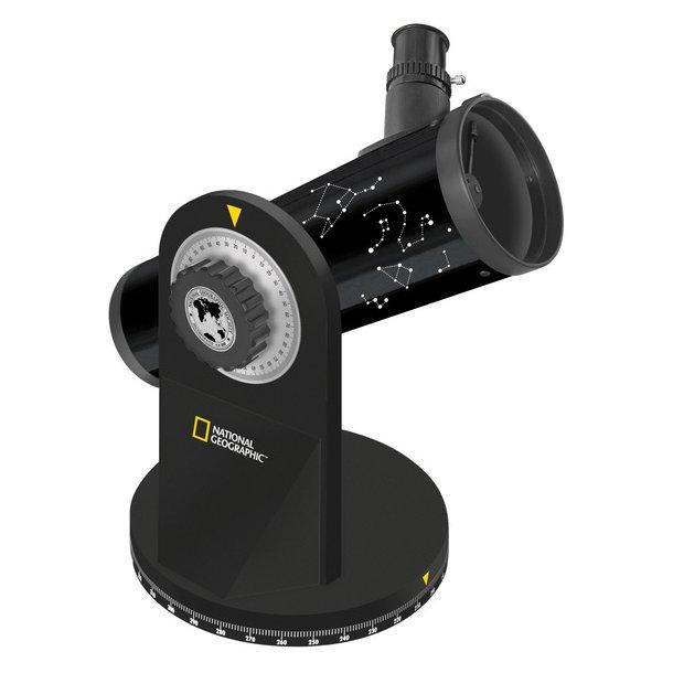 National Geographic 76/350mm Dobson teleskop