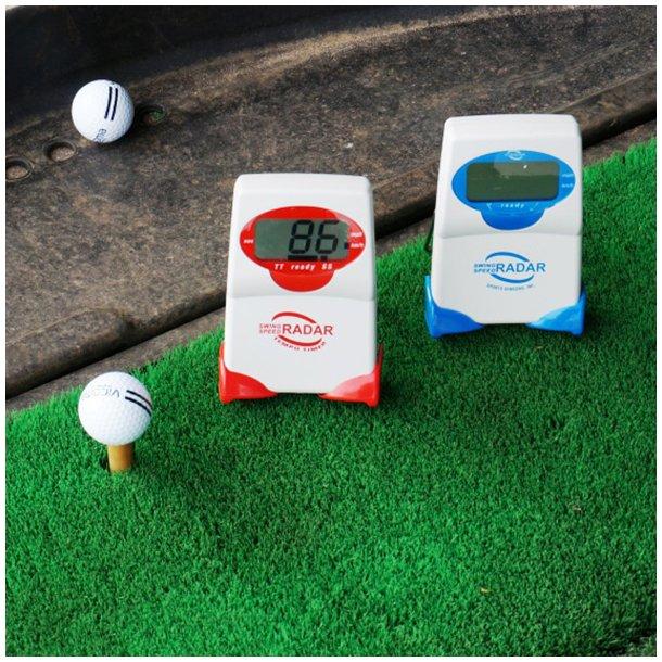 Swing Speed Radar til golf