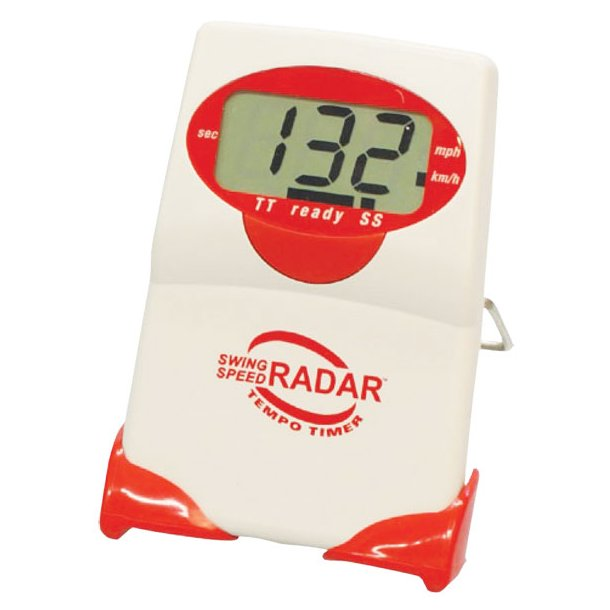 Swing Speed Radar med Tempo Timer til golf