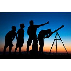 Teleskoper & stjernekikkerter